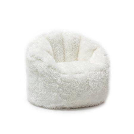 Big Joe Milano Bean Bag Shag Chair