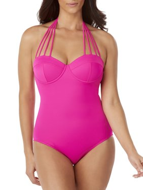 109b53d6f25ea Womens One-piece Swimsuits - Walmart.com