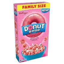 Breakfast Cereal: Donut Shop