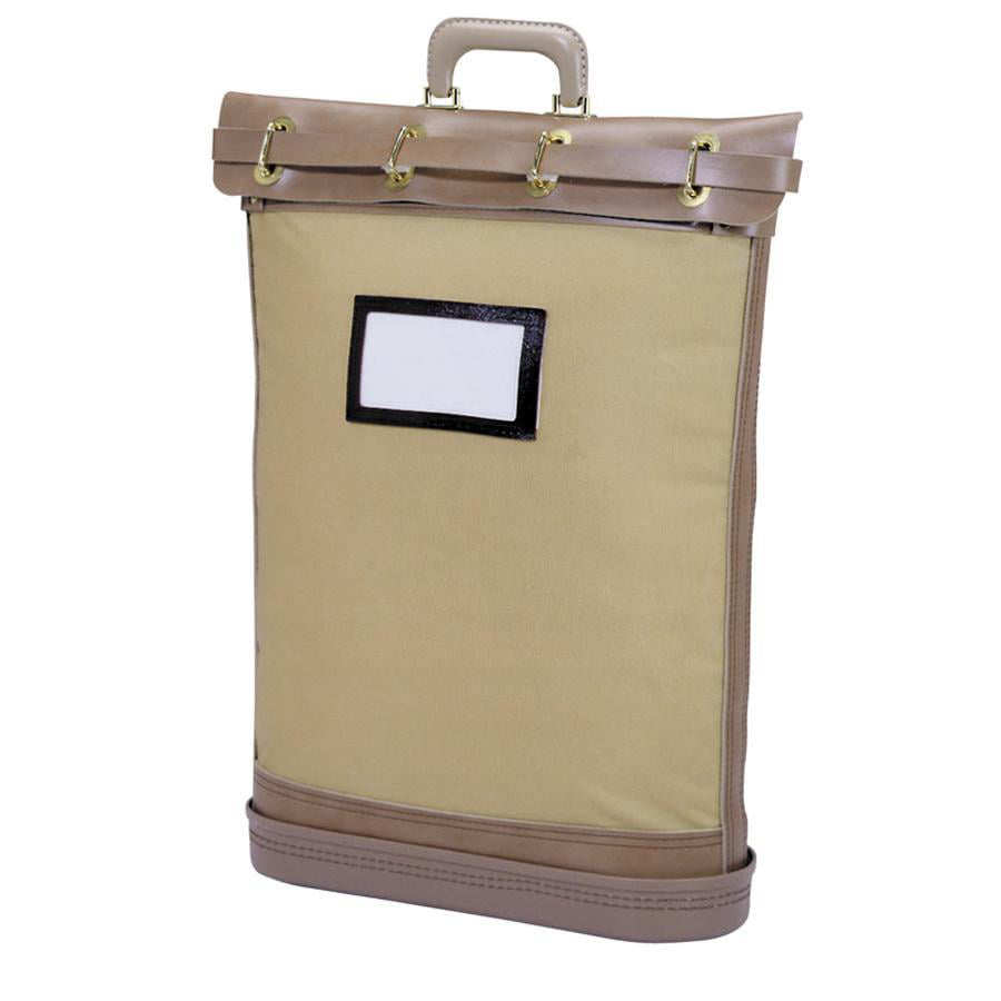 MMF, MMF206482409, Canvas Security Mail Bags, 1 Each, Brown by MMF INDUSTRIES