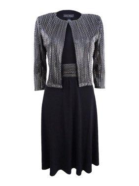 9273ac53f3fc Product Image Jessica Howard Women's Petite Pattern Jacket & Dress