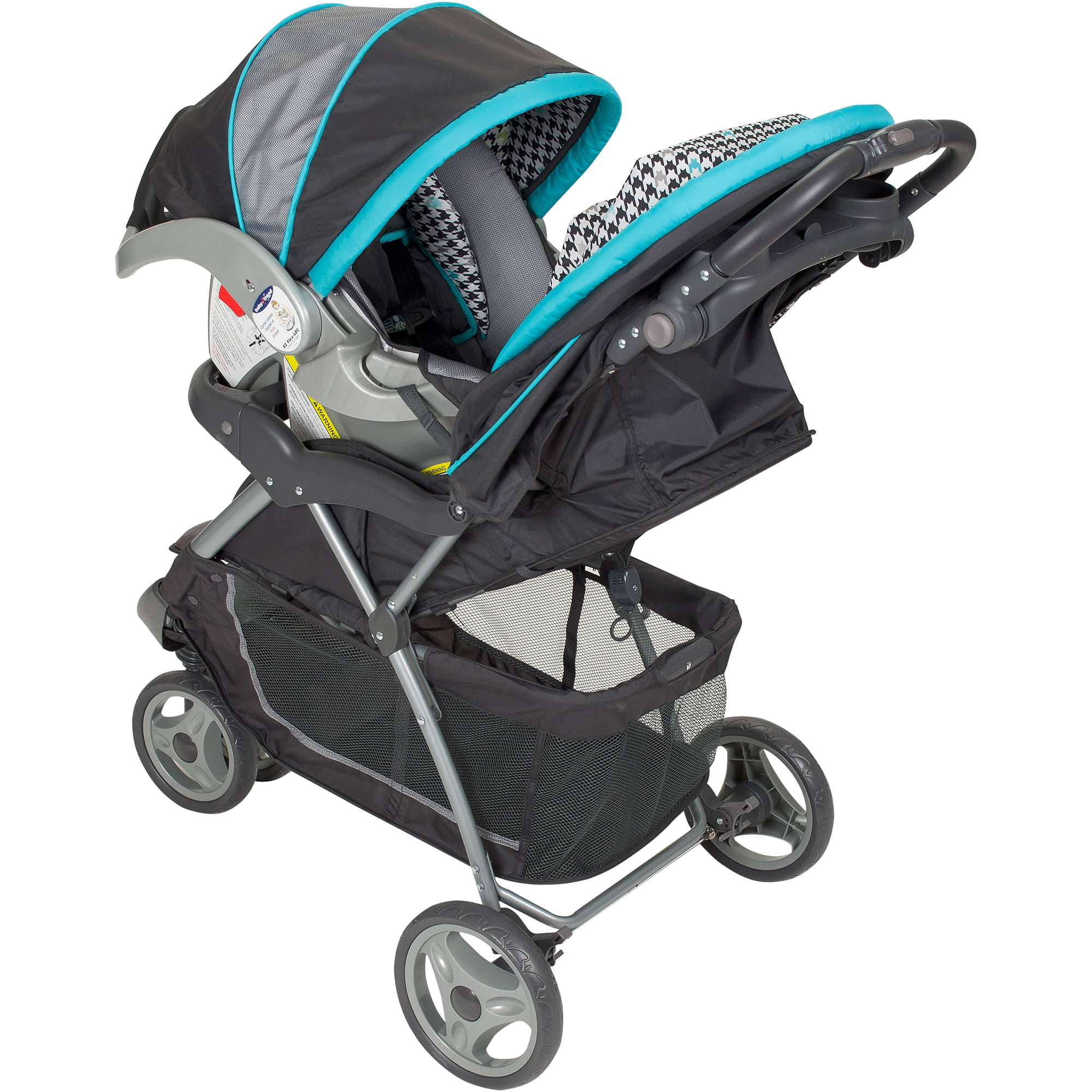 Baby Trend EZ Ride 5 Travel System Stroller and Infant Car ...