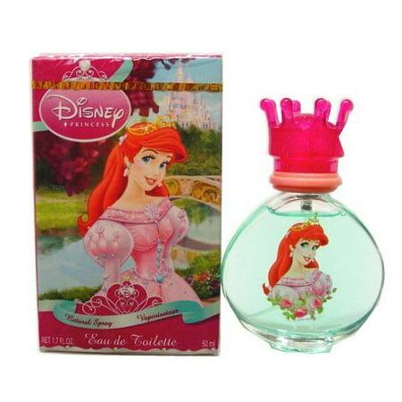 Little Mermaid Pj 1.7 oz. Eau De Toilette Spray Girl - Adult Little Mermaid Pajamas
