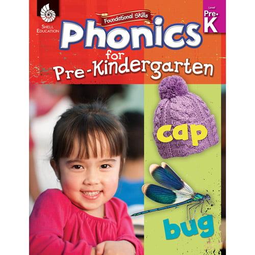 Foundational Skills Phonics for Pre-Kindergarten