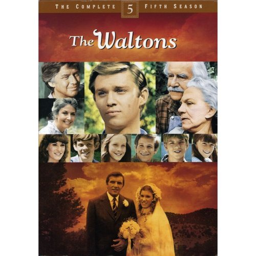 The Waltons: The Complete Fifth Season (Full Frame)
