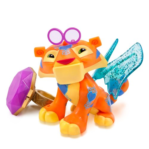 Animal Jam Tiger + Light-Up Ring