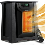 Best SPT Room Heaters - Costway Portable Electric Space Heater 1500W 12H Timer Review