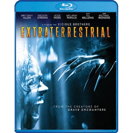 - Extraterrestrial (Blu-ray)