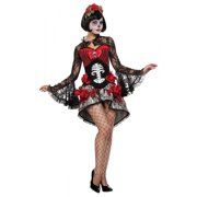 Deadly Damsel Adult Costume - Large