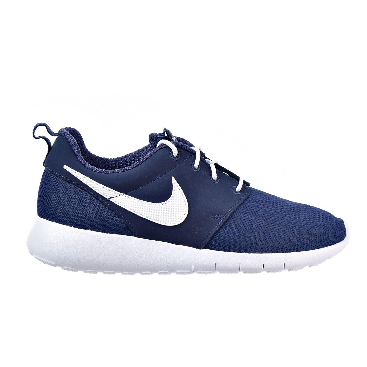 detailed look 0d027 4fa25 ... norway nike roshe one gs big kids shoes midnight navy white 599728 416  6d9e0 cc595