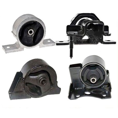 K0365 Fits 2000-2006 Nissan Sentra 1.8L Engine Motor & Trans Mount Set for AUTO! 4 PCS : A4305, A7314, A7315, A4301
