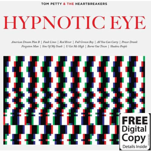 Hypnotic Eye (Free Digital Copy)
