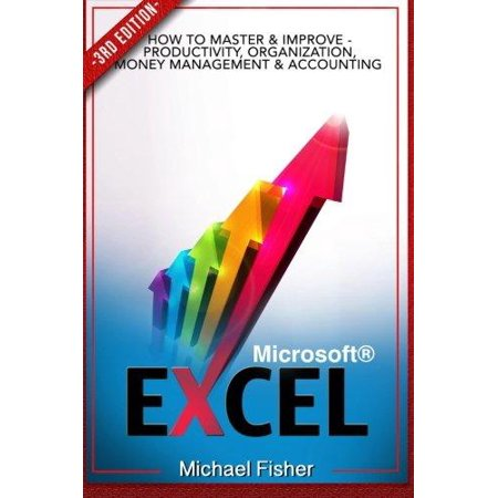 Excel  How To Master   Improve   Productivity  Organization  Money Management   Accounting