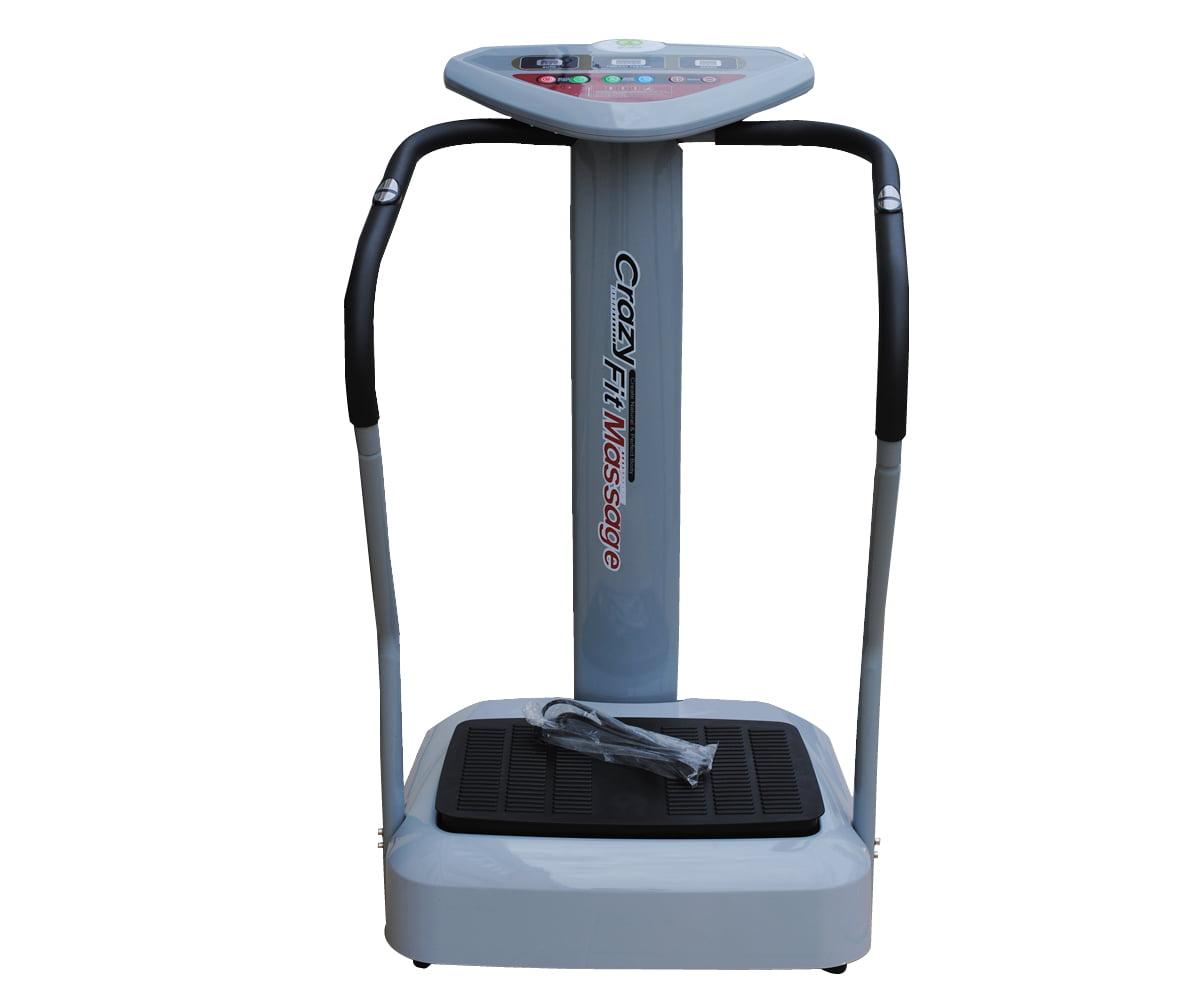 b5a93dfe7dfcb Generic 500W Crazy Fit Whole Body Vibration Plate Machine Massage Massager  - Walmart.com