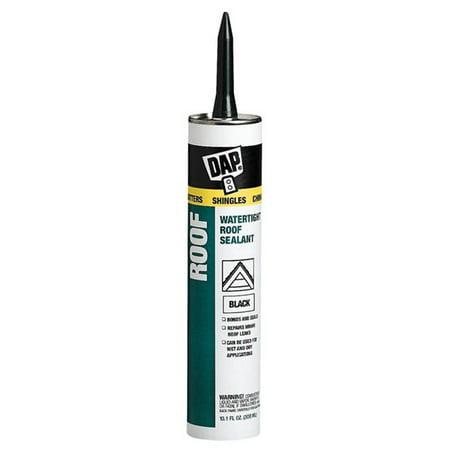 DAP 18268 10.1 oz. Black Roof Waterproof Asphalt Filler &