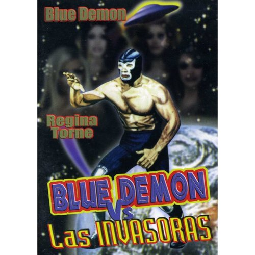 Blue Demon Vs. Las Invasoras