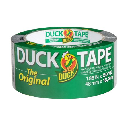The Original Duck Tape Brand Duct Tape, 1.88 in. by 20 yd.,