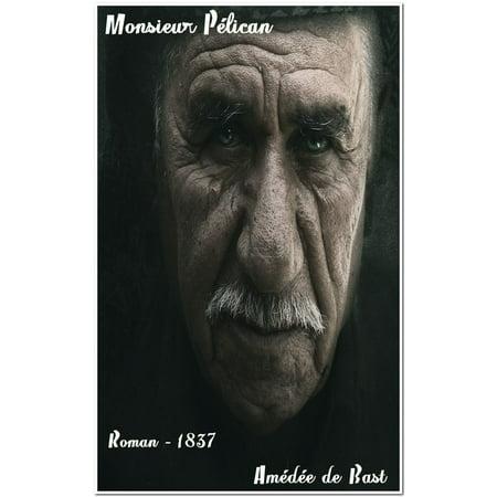 Monsieur Pélican ou L'homme veuf et le célibataire -