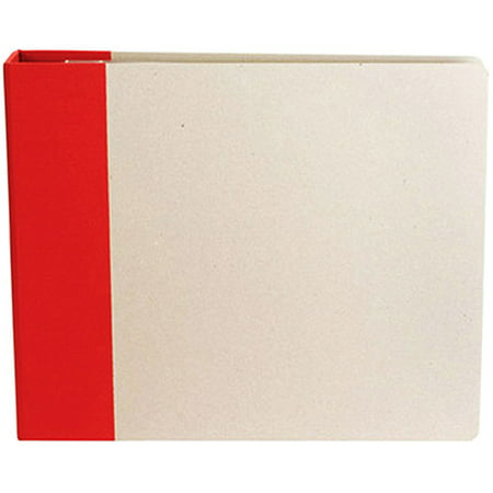 American Crafts Modern D-Ring Album 12''X12'', -