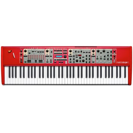 Nord Stage 2 EX Compact 73 Keyboard
