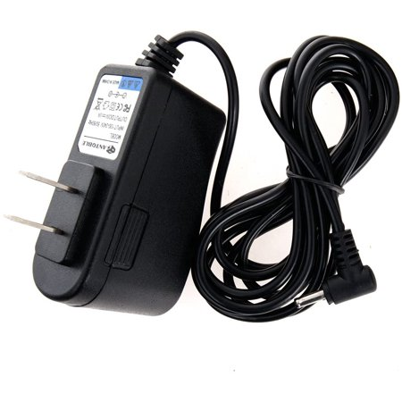 6.5ft Cord AC/DC Adapter for GPX PC301B PC101B Portable Compact Disc CD Player DC Power Supply Cord Charger PSU - image 3 de 5