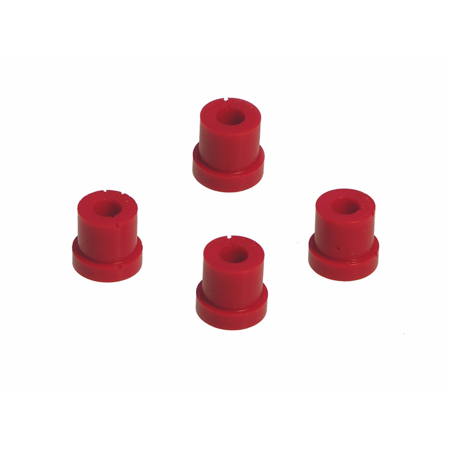 Booger Racing Polyurethane Shifter Bushings Red for 2003-05 Dodge Neon SRT-4 2000 Dodge Neon Performance Parts