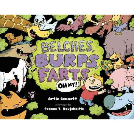 Belches, Burps, and Farts - Oh My!