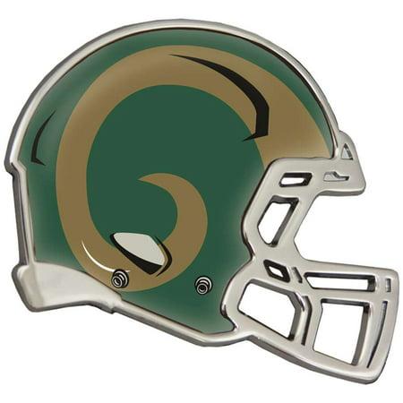 Colorado State Rams Auto Emblem - Helmet Colorado State Rams Helmet