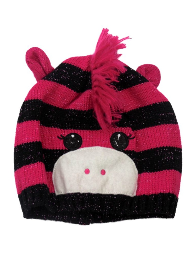 The Childrens Place Baby Girls Big Critter Hat