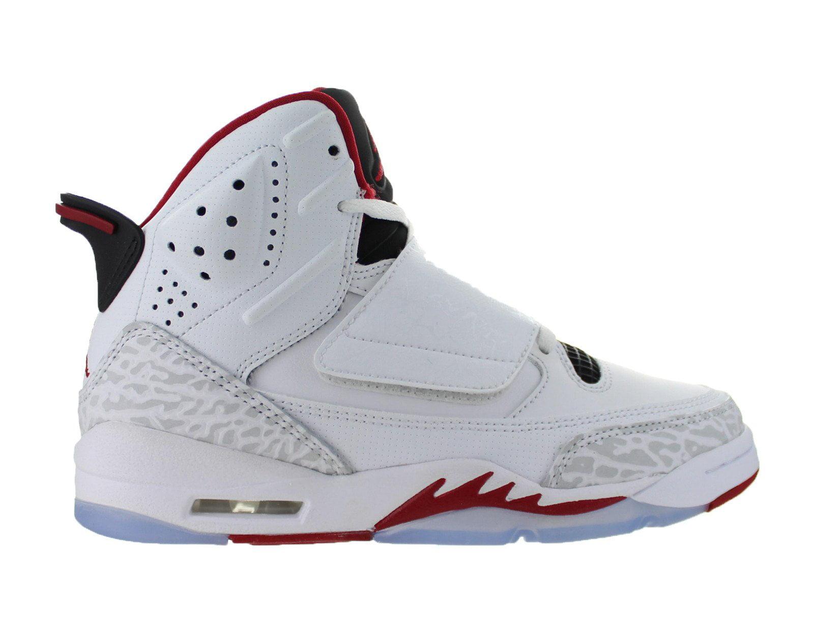 Kids Air Jordan Son Of Mars GS Fire Red