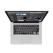 kb covers keyboard cover for macbook/air 13/pro (2008+)/retina - catdv (catdv-m-cc-2)