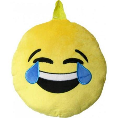 Kreative Kids 51004 Sac - dos Emoji rire de pleurer 12 po - image 1 de 1