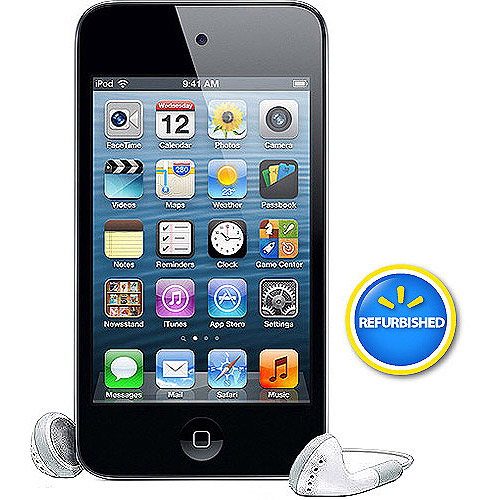 Apple iPod touch 4th Generation 16GB (Black or White) Refurbished