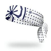Suddora Daniel-San Lotus Tie Headband - Fashion, Summer, Karate, Outdoor and Sports