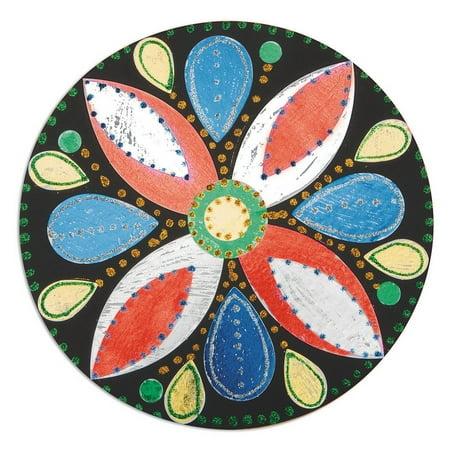 Foil Leaf Mosaics Craft Kit Pk12](Crafts With Leaves)