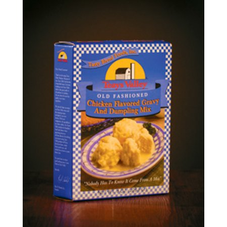 Teays Valley Chicken Dumplings Mix 8oz Walmart