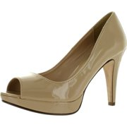 City Classified Womens Chess Dress Pumps Shoes