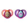 Tommee Tippee Closer to Nature Night Time Baby Pacifier, 6-18 months – 2ct (Colors May Vary)