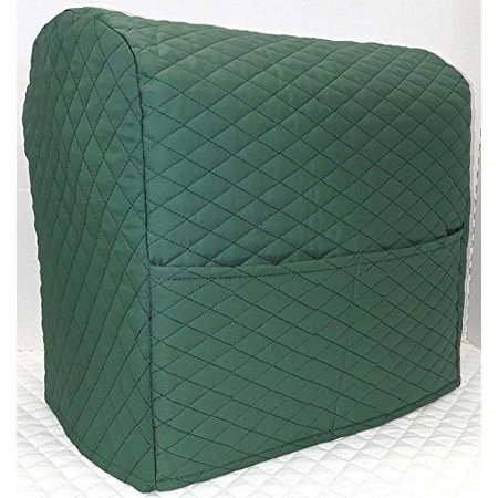 Quilted Kitchenaid Stand Mixer Cover Hunter Green 3 5 Qt