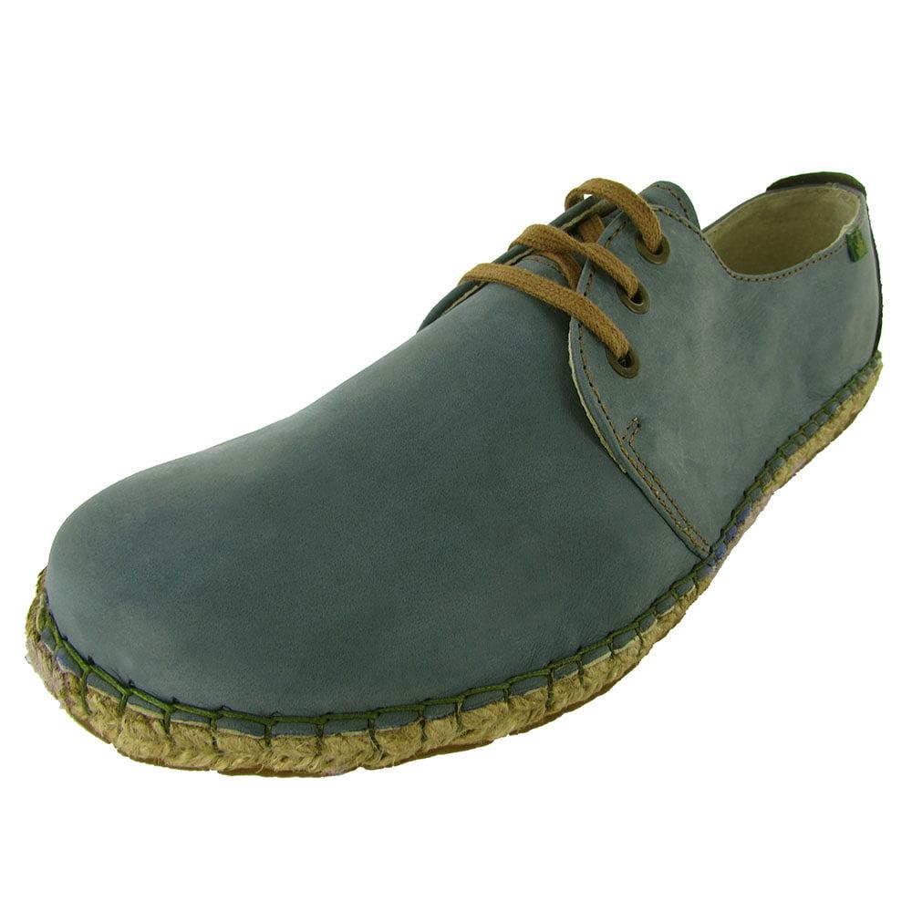 El Naturalista Men's N660 Campos El Lace Up Shoes, Indigo/Humo, 43 EU/10 D(M)