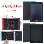 HOTBEST 4.4/8.5/12 Inch LCD Writing Tablet Digital Colorful Screen Electronic Graphics Tablet Portable Mini Writing Board Handwriting Doodle Pad Drawing Tablet Memo Notebook