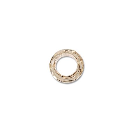Swarovski Cosmic Ring 4139 20mm Crystal Golden Shadow without Foil (Package of 1) 4139 20mm Cosmic Ring Crystal