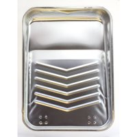 Linzer 1 Quart Metal Paint Roller Tray