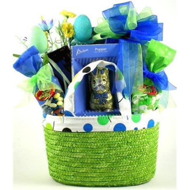 Gift Basket Village SwCe2 Sweet Celebrations, Easter Basket