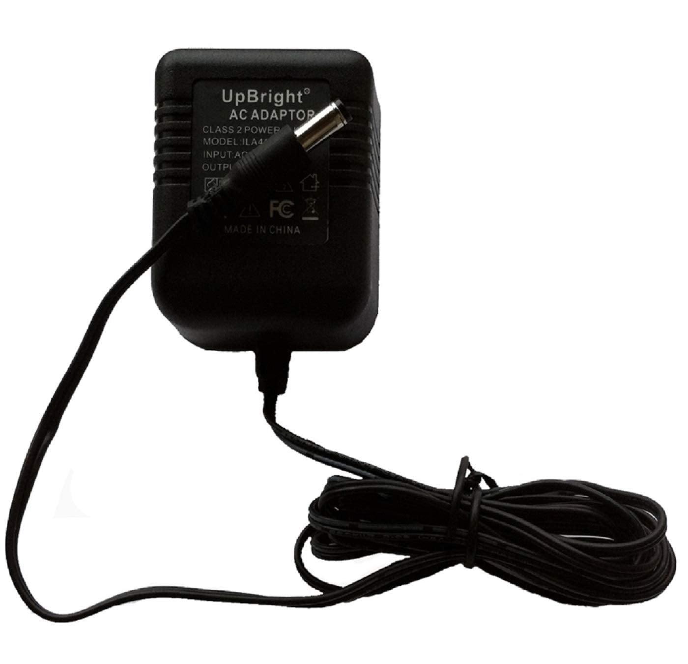 UPBRIGHT New AC6V AC Adapter For VTECH CS6319 CS6319-2 CS6319-3 CS6319-4 CS6319-5 Cordless Telephone ATT DECT 6.0 Phone Extra Handset Charging Cradle (Note: NOT DC6V. NOT Fit Main Base Unit