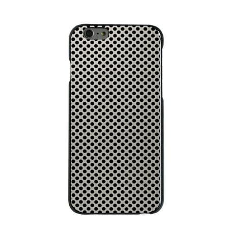 Aluminum Hard Plastic Snap (CUSTOM Black Hard Plastic Snap-On Case for Apple iPhone 7 PLUS / 8 PLUS (5.5