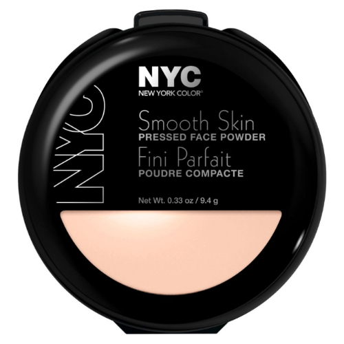 (3 Pack) NYC Smooth Skin Pressed Face Powder - Naturally Beige