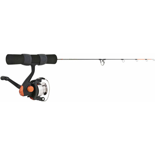 Celsius Boiling Point Ultra-Light Ice Fishing Combo by Generic