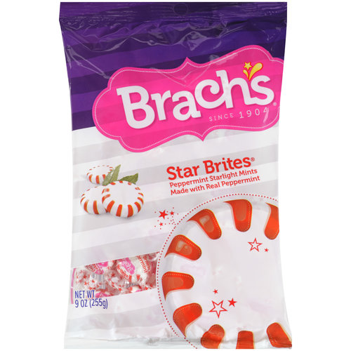 Brach¬s Star Brites Peppermints, 9 oz