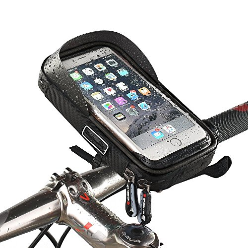 360° Bicycle Bike Handlebar Phone Holder Mount Cradle For Motorola Moto G8 Play